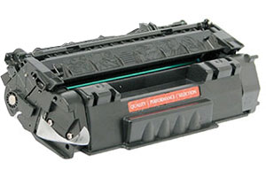 HP Q7553A / 53A MICR Laser Toner Cartridge for LaserJet M2727nf P2014