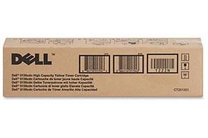 Dell 330-5852 Yellow [OEM] Genuine High Yield Toner Cartridge 5130CDN