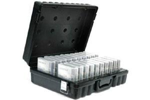 Turtle 01-672900 42443 LTO Storage Case Holds 20