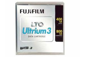 Fuji 15539393 LTO Ultrium-3 400/800GB Data Tape Cardridge