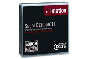 Imation 16988 Super DLT II (SDLT-II) 300/600GB Data Tape Cartridge