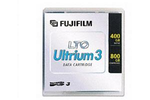 Fuji 600004303 LTO Ultrium-3 WORM 400/800GB Data Tape Cardridge