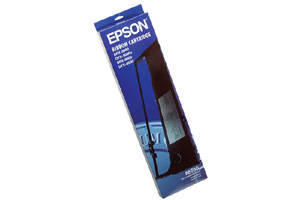 Epson 8766 [OEM] Genuine Black Fabric Ribbon Cartridge for DFX-5000
