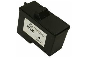 Dell 7Y743 Black Remanufactured Ink Cartridge for A940 A960 Printers