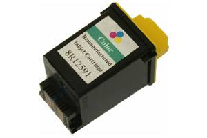 Xerox 8R12591 Tri-Color Remanufactured Ink Cartridge