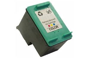 HP C8766WN (#95) Tri-Color Remanufactured Ink Cartridge