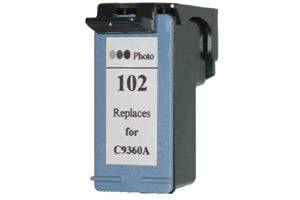 HP C9360AN (#102) Gray Photo Remanufactured Ink Cartridge