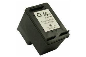HP CC641WN (#60XL) Black Hi-Yield Remanufactured Ink Cartridge