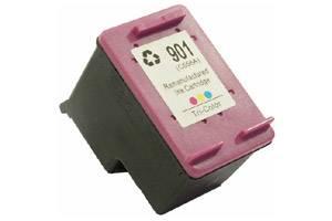 HP CC656AN (#901) Tri-Color Remanufactured Ink Cartridge