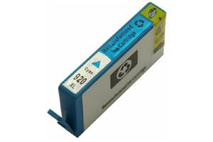 HP CD972AN 920XL High Yield Cyan Compatible Ink Cartridge