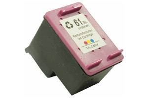 HP CH564WN (#61XL) Color High Yield Ink Cartridge