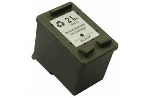 HP CH569AN (#21XL) Hi-Yield Black Remanufactured Ink Cartridge