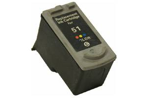 Canon CL-51 Compatible Hi-Yield Color Ink Cartridge for iP6320D MP460
