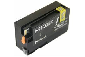 HP CN045AN (#950XL) High Yield Black Compatible Ink Cartridge
