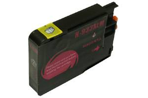 HP CN055AN (#933XL) High Yield Magenta Remanufactured Ink Cartridge