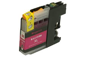 Brother LC103M Magenta Compatible Ink Cartridge for MFC-J285 J450 J870