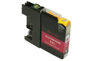 Brother LC105M Magenta Compatible Ink Cartridge for MFC-J4310 J4410