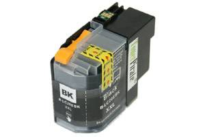 Brother LC20EBK Black Compatible Super High Yield Ink Cartridge