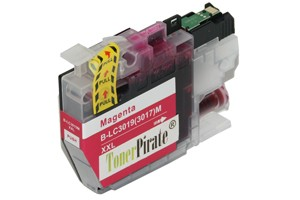 Brother LC3019M Magenta Compatible Super High Yield Ink Cartridge
