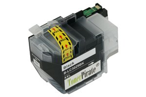 Brother LC3029BK Black Compatible Super High Yield Ink Cartridge