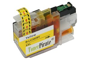 Brother LC3029Y Yellow Compatible Super High Yield Ink Cartridge
