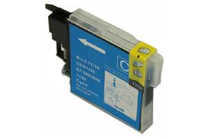 Brother LC61C Compatible Cyan Ink Cartridge for DCP-165 585 MFC-290