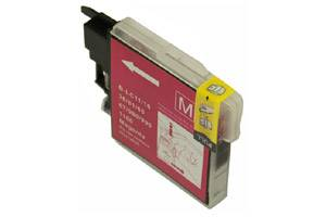 Brother LC61M Compatible Magenta Ink Cartridge for DCP-165 585 MFC-290
