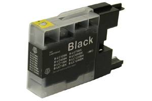Brother LC71BK Black Compatible Ink Cartridge for MFC-J280 J425 J430
