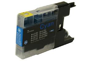 Brother LC71C Cyan Compatible Ink Cartridge for MFC-J280 J425 J430