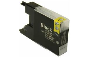 Brother LC75BK Compatible Black Ink Cartridge for MFC-J280 J425 J6510