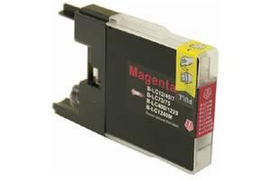 Brother LC75M Compatible Magenta Ink Cartridge for MFC-J280 J425 J6510