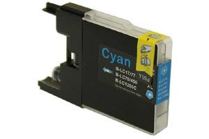 Brother LC79C Compatible Cyan Ink Cartridge for MFC-J5910 J6510 J6710