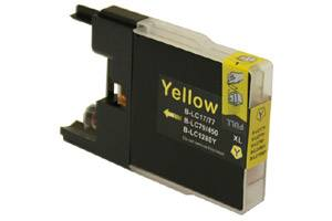 Brother LC79Y Compatible Yellow Ink Cartridge for MFC-J5910 J6510