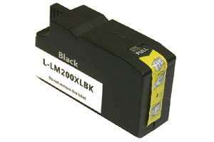 Lexmark 14L0174 (#200XL) High Yield Black Compatible Ink Cartridge