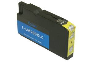 Lexmark 14L0175 (#200XL) High Yield Cyan Compatible Ink Cartridge