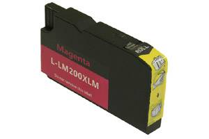 Lexmark 14L0176 (#200XL) High Yield Magenta Compatible Ink Cartridge