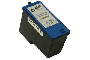 Dell M4646 Series 5 Color Remanufactured Ink Cartridge for 922 942 962