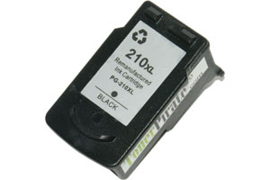 Canon PG-210XL Hi-Yield Black Ink Cartridge for PIXMA MP240 MP490