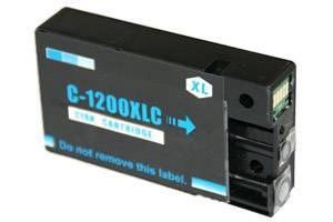 Canon PGI-1200XL Hi-Yield Cyan Compatible Ink Cartridge Maxify MB2020