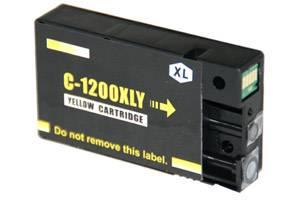 Canon PGI-1200XL Hi-Yield Yellow Compatible Ink Maxify MB2020 MB2050