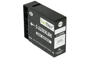 Canon PGI-2200XL Black Compatible High Yield Ink Cartridge