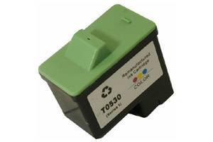 Dell T0530 Remanufactured Color Ink Cartridge for 720 A920 MFP Printer
