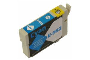 Epson T098220 #98 Cyan Remanufactured High Yield Ink Cartridge