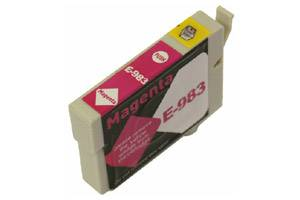Epson T098320 #98 Magenta Remanufactured High Yield Ink Cartridge