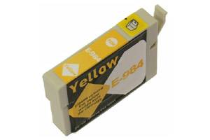 Epson T098420 #98 Yellow Remanufactured High Yield Ink Cartridge