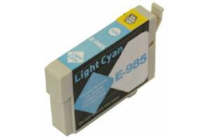 Epson T098520 #98 Light Cyan Remanufactured High Yield Ink Cartridge