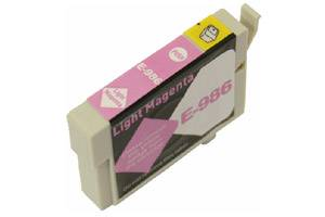 Epson T098620 #98 Light Magenta Remanufactured Hi-Yield Ink Cartridge