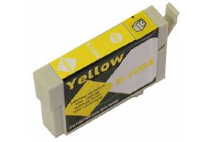 Epson T126420 #126 Remanufactured Yellow Ink Cartridge NX330 WF-3520