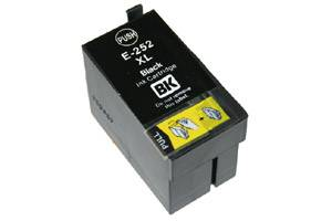 Epson T252XL120 252XL High Yield Black Compatible Ink Cartridge