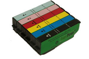 Epson T277XL High Yield Black & 5-Color Combo Compatible Ink Cartridge